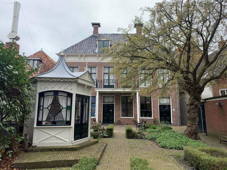 museum stad amsterdam front aanzicht